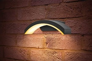 CURVE LED 7,5W IP54
