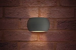 Luxstone Wall Light 8.5W 3000K 320lm IP54